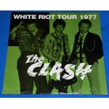 The Clash - White Riot Tour 1977 - Lp Lacrado UK - 2013